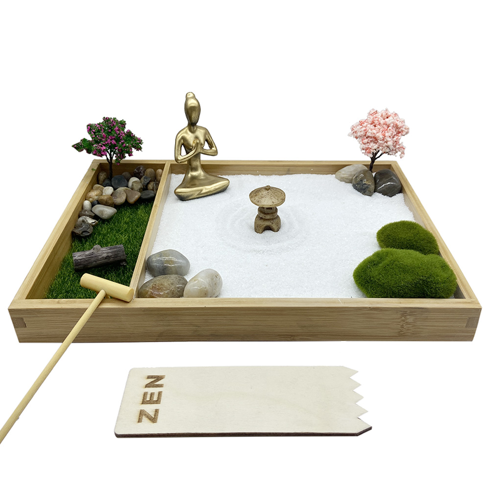 What is the best Mini Zen Garden ?
